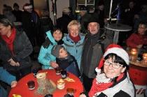 Lebender Weihnachtskalender in Mittelhausen