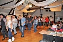 Line-Dance-Party in Bösleben